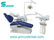 PR-Chair7 dental chairs unit/surgical instruments with air comopressor