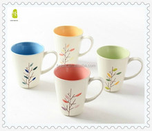 Daily use items paintable ceramic type stoneware coffee mug manufacturer