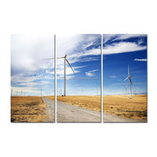 Hot Selling Digital Printing 3 Pieces Painting On Canvas