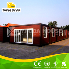 Factory wholesale prefabricated modular house price for sale