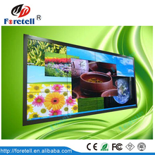 40 inch hd 1080p 700 cd/m2 samsung lcd video wall narrow bezel 5.3mm LED backlight seamless video wall