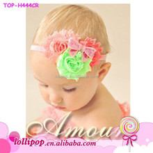 Baby Girl Headband with Big Bow Infant Girls Hair Bows Rose Bow Headbands Elastic Hairband