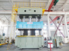 Y27 Series Frame-type Hydraulic Press 800t/Steel water tank with cushion hudraulic press