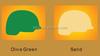 NIJ IIIA protective lightweight ballistic helmets