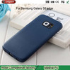 For Samsung Galaxy S6 leather case ,For Samsung Galaxy S6 back cover Concise case