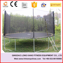 Hot-selling Australian trampoline with basketball hoop with CE certificate