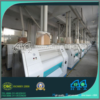 grain milling machines for making corn grist used in the beer brewing