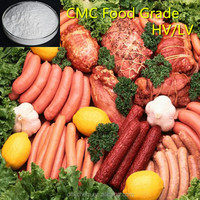 cmc price powder 99.8% high purity meat produce line