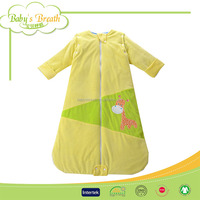 BSB153 anti-bacterial baby goose down sleeping bag, hyperbaric oxygen sleeping bag