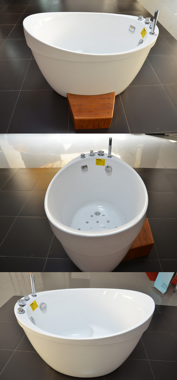 Hs-t1801 Bathtubs Small Sizes/ Very Small Bathtub/ Short Bathtub And ...