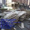 Reusable WPC plastic construction concrete formwork & template