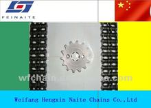 45Mn 420 428 Motorcycle Chain With Wide International Market