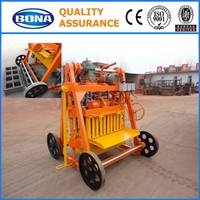 best price hollow cement block making machine for market