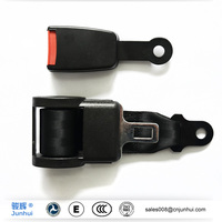 High quality retractable 2 point auto friend safety belt