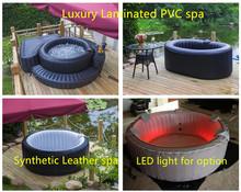 Aqua spa! CE,SAA certified pvc bathtub, portable bathtub, inflatable hot tub 220v
