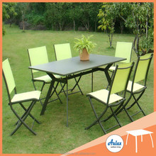 2015 Aulax European cast iron used patio furniture