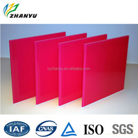 Wholesale Decorative Material Plastic Sheet Acrylic Display Case Made in China
