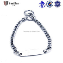 Hot new pet product pet choke chain for 2015