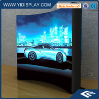 Outdoor Waterproof Aluminum Pictures Poster Frame Fabric Light Box