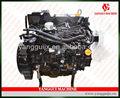Motor diésel de 4 cilindros