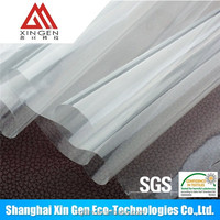 TPU transparent polyether sheet basic raw material for shoes / jewellery