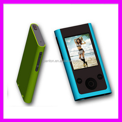 "made in China Music player, free logo mp3 mp4 player, 1.8inch/1.8"" media player"