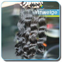 24h SALE, 3pcs/lot, 14 16 18, brazilian virgin body wave clip on hair extensions bangs