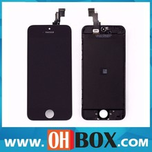 Factory supplier for iphone 5c front lcd, for iphone 5c lcd digitizer, for iphone 5c lcd assembly