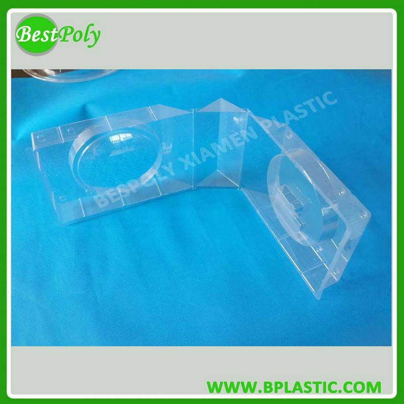 Clamshell Packaging Stock Clamshell Packaging With