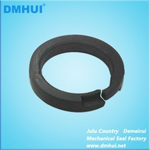 Glass fiber and filled PTFE ring Products/ptfe piston ring for oil-free air compressor