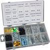 Universal Sizes 1000pc Assorted Standard Common Nail Kit
