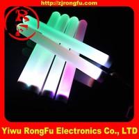 2015 hot sale glow stick/ led glow stick/foam glow stick/light led stick