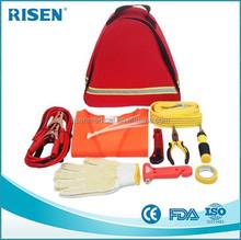 Premium auto first aid kit/Car emergency kit/Road assistant kit
