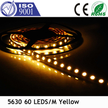 Immediately shipment--Small voltage 12V flexible LED strip light SMD5630 60pcs LEDs