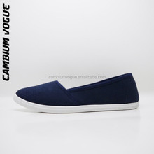 cheap injection canvas shoes,Ballerines,flat canvas shoes women,plain canvas shoes color navy/white/red
