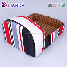 Easily assembled/disassembled for machine wash models dog house,pet bed,movable houses for sale
