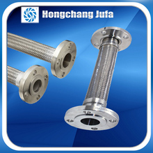 ss304/316 Marketable Stainless Steel Flexible Metal Hose Connector