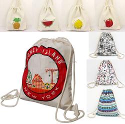 Wholesale Cotton Drawstring Bag, Organic Cotton Drawstring Bag, Cotton Canvas Drawstring Shoe Bag
