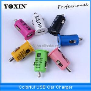 chất lượng cao vi tự động phổ 1 usb sạc xe hơi cho iphone ipad 5V 1a 4 usb sạc xe hơi