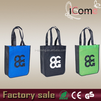 Fashion Non Woven Tote Bags Promotion(ITEM NO:N150411)