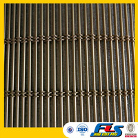 Decorative Architectural Wire Mesh For Hotel /Curtains