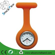 custom silicone watch nurse,silicone pin nurse watch,silicone watch for nurse wholesale
