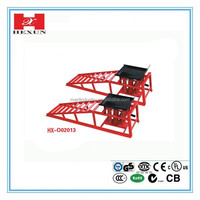 2 post floor plate car ramps for sale