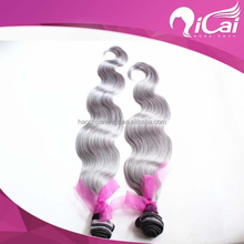 Qicai Hair Factory Wholesale Virgin Indian Remy Hair For Cheap Indian Body Wave Hair Factory Direct Sale Unprocessed Remy Indian