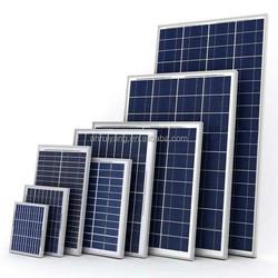 12V 100W Polysilicon Solar Panel