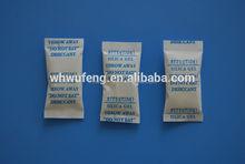1 g de gel de sílice absorbente de dióxido de silicio msds