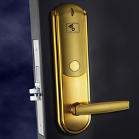 High Security Electronic Hotel Lock with Card