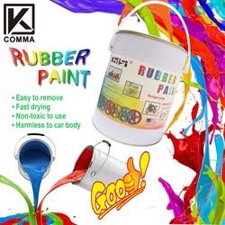 Liquid removable rubber dip paint,Rubber Coating,Hot Sale Plastic dip aerosol