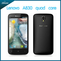 Hot sale lenovo A830 MTK6589 Quad Core 1GB/4GB 5inch capacitive screen WIFI GPS 3G Android cell phone