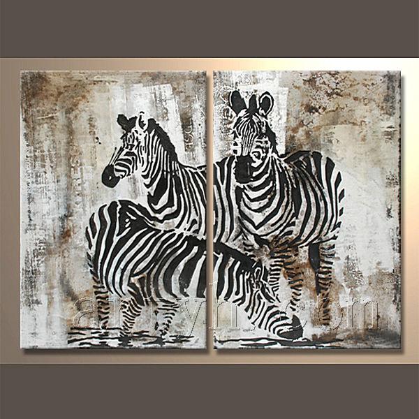de arte famosas de los animales de la pintura de la pared-Pintura ...